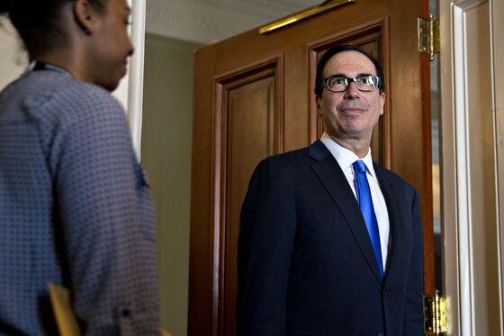 Mnuchin's $100 Billion Market Gets Boost With Rules on Tax Break