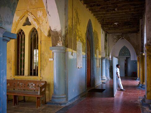 St. Martin's Seminary in Jaffna, Sri Lanka