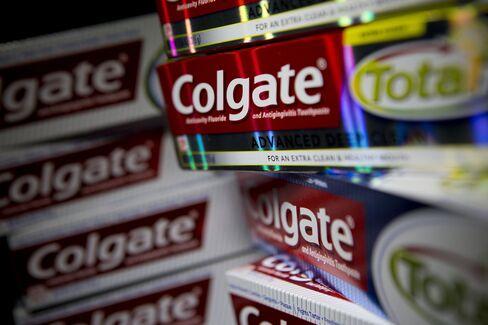 Colgate's Appeal Increases