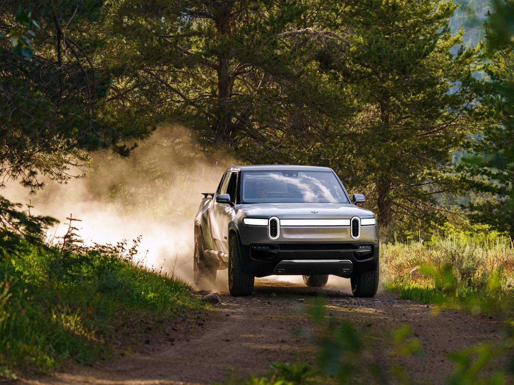 The Rivian R1T