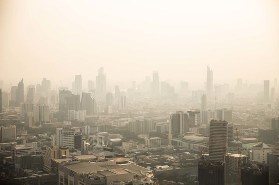 Bangkok Is Running Out of Air Purifiers as Toxic Smog Grips Thailand