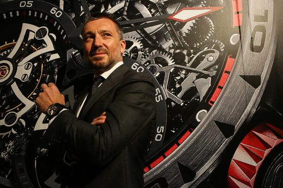 Hong Kong Losing Its Crown in Luxury Swiss Watch Market, Says Panerai CEO