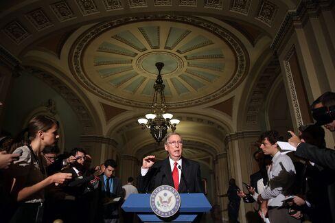 Republican Primaries Risk Repeat Misfires in Senate Majority Bid