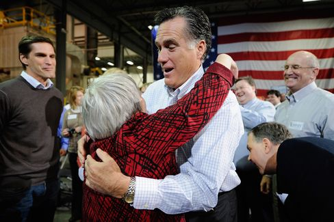 Mitt Romney's 'Secret Weapon' in Florida