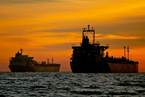 Oil Tanker Glut Deja Vu Sours Ross, Ardmore Investments
