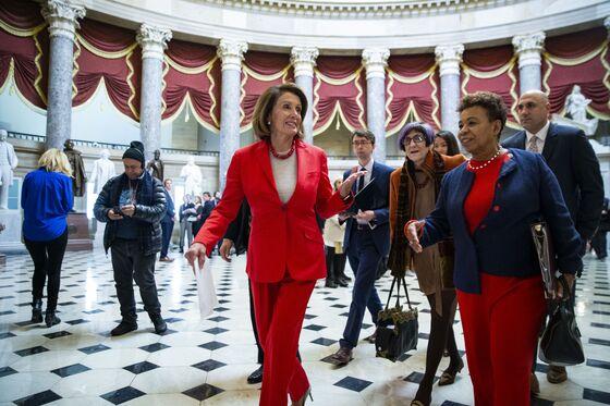 Democratic Women in Spotlight to Counter Trump
