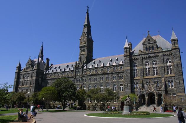 Georgetown University (McDonough)