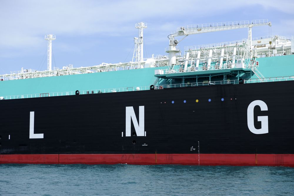 Tankers Going Nowhere Indicate LNG Market Becoming More Like Oil