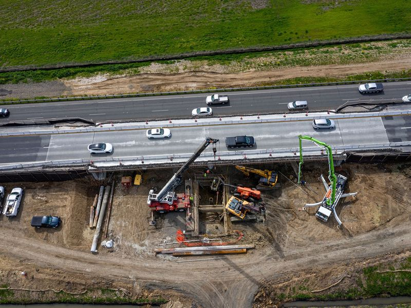 Transportation As U.S. Infrastructure Bill Could Pass Committee In May