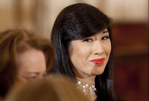 Avon Products Inc. Chief Executive Officer Andrea Jung