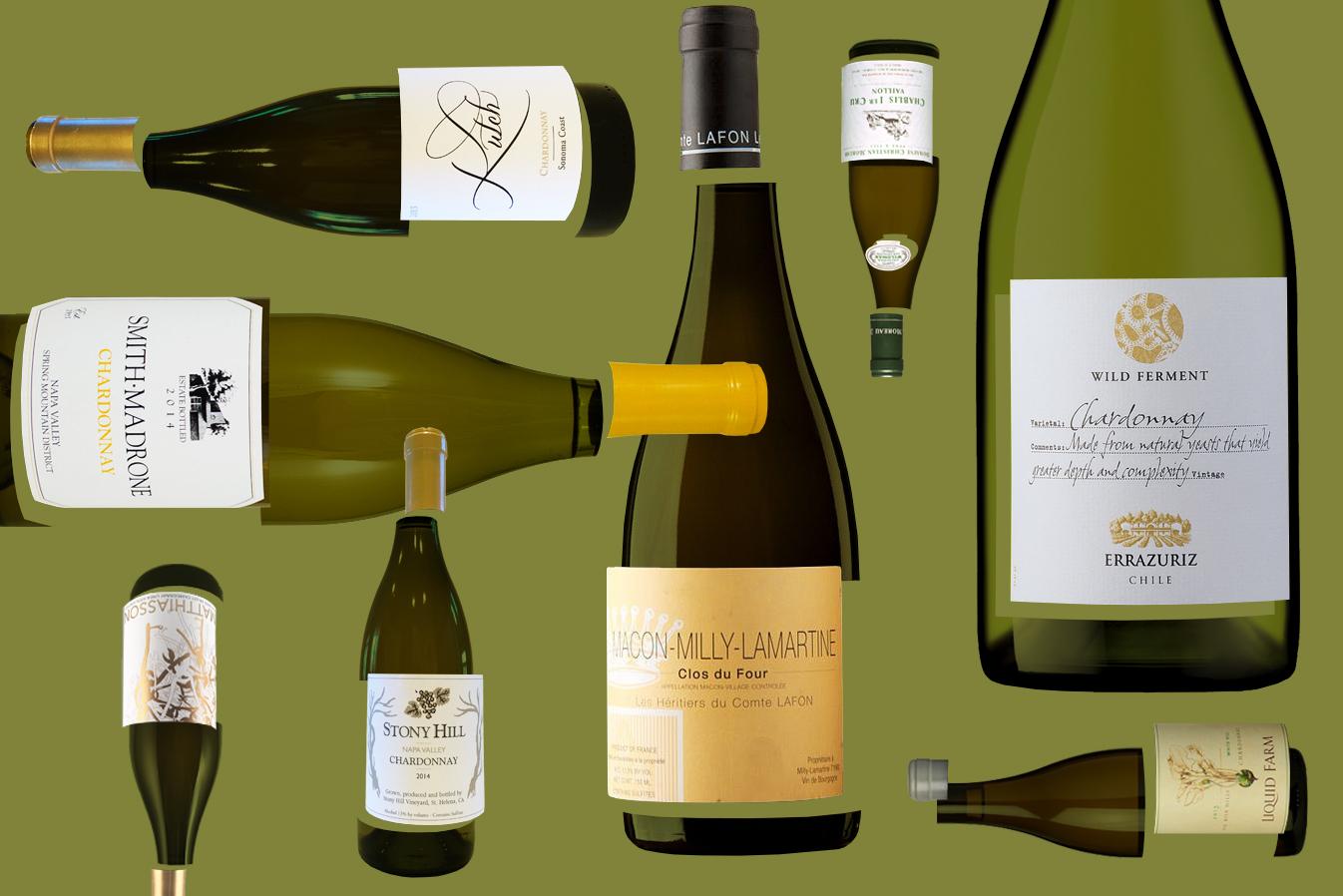 15 best chardonnays under 50 bloomberg