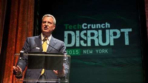 TECHCRUNCH NYC
