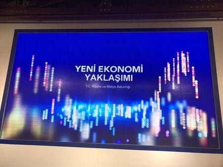 Turkey's Erdogan, Finance Minister Speak on Economy, Crisis