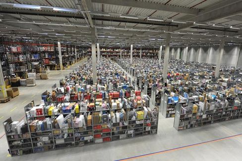 Same Old Amazon: All Sales, No Profit