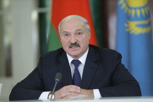 President Alexandr Lukashenko