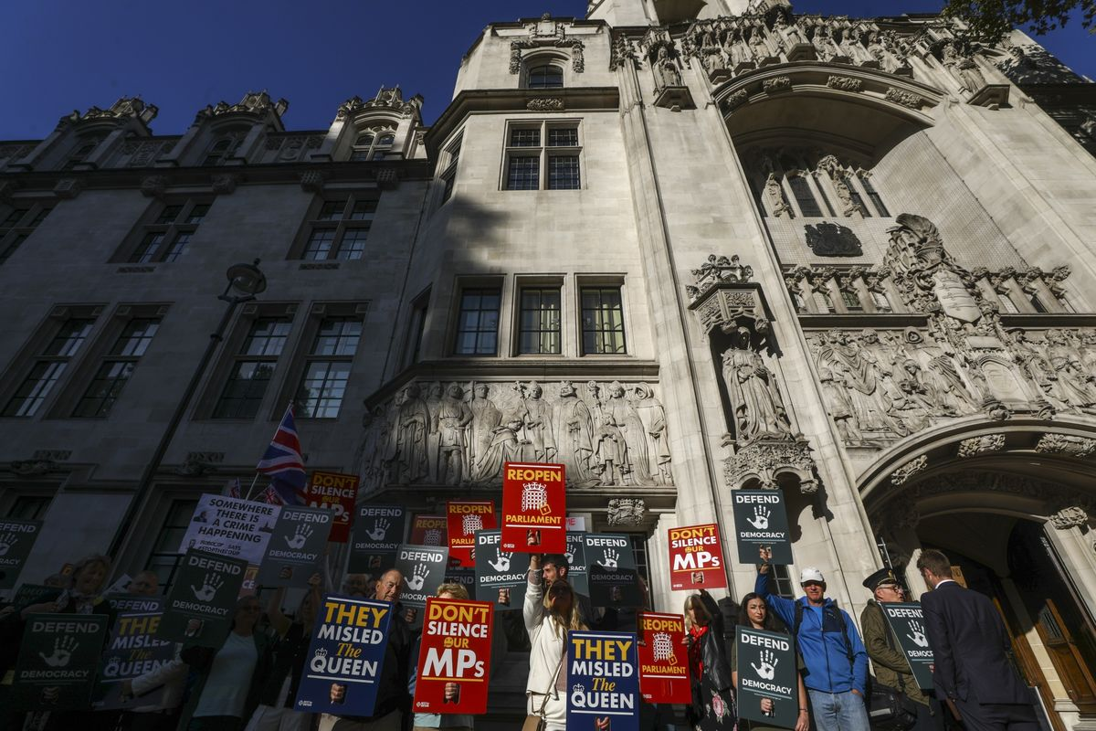 Brexit Pops the Question for U.K. Courts: How Powerful Are You?