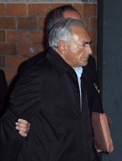 IMF's Strauss-Kahn Charged With Attempted Rape in New York
