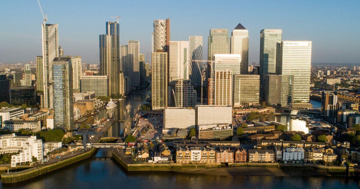 bloomberg.com - Thomas Buckley - Office Return Stalls in London's Financial Hubs