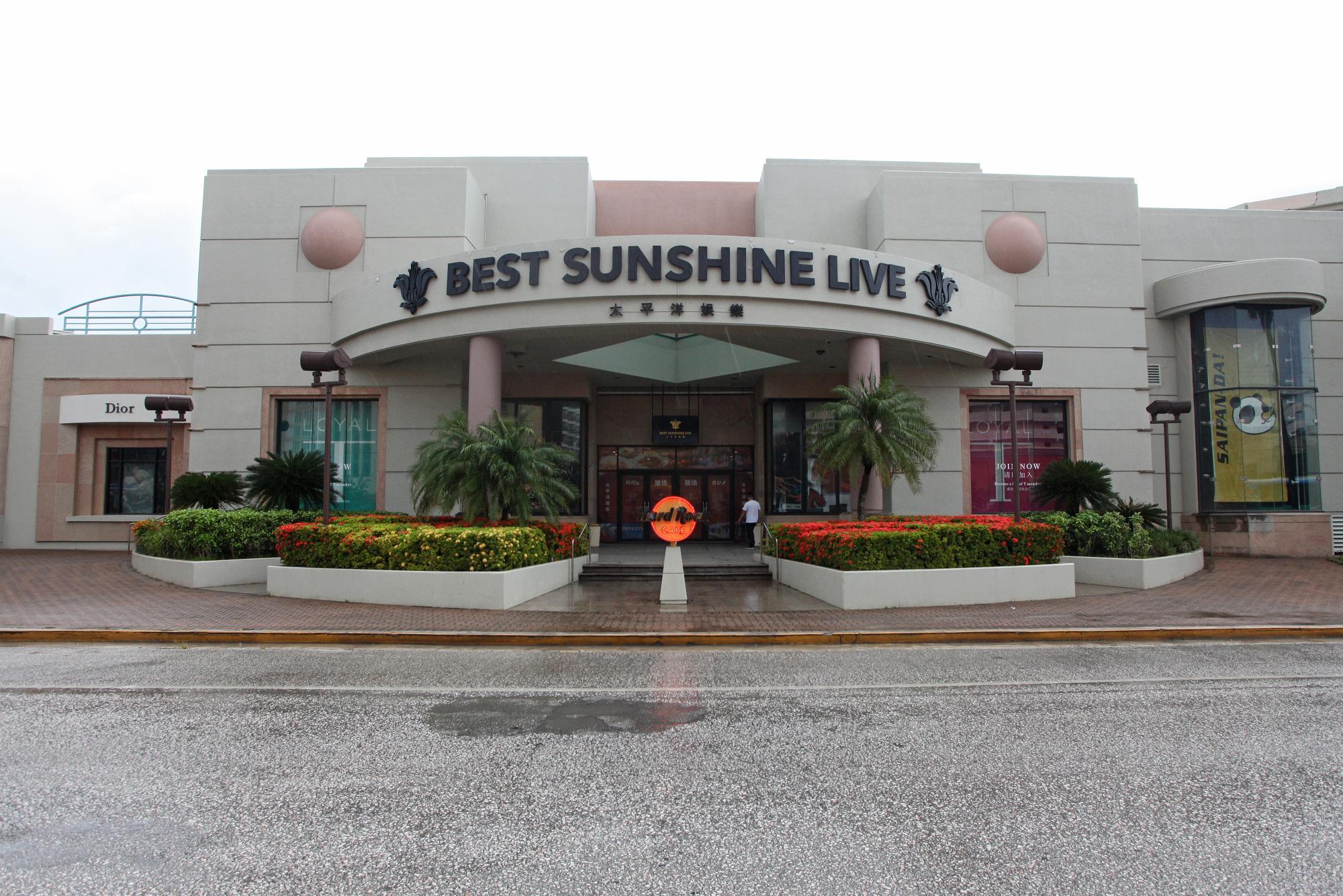 The Best Sunshine Live casino.