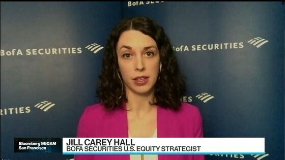 BofA's Carey Hall Says Stock Sentiment Nearing 'Sell Signal'