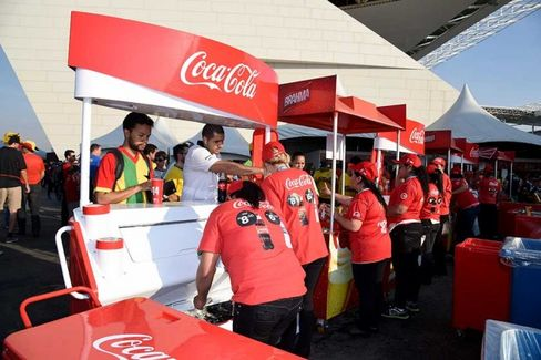 Coke???s World Cup Ad Blitz Flops in Brazil
