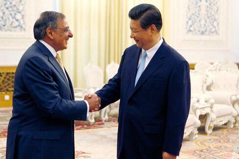 Xi Jinping Is Back, Meets U.S. Defense Secretary
