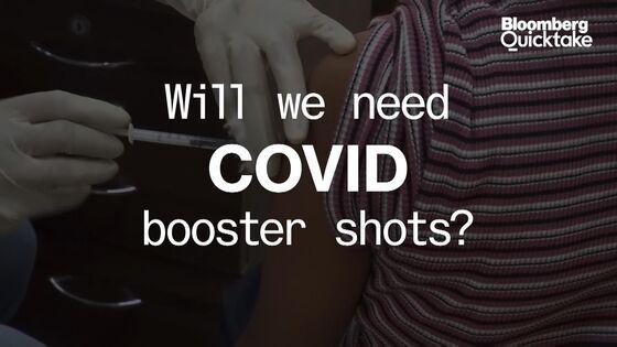 Biden's Booster Shot Push Raises Concerns Among Health Experts