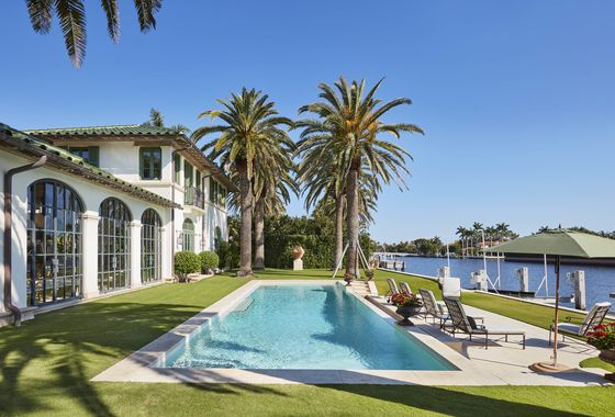 Investor Paul Shiverick Is Selling His $21 Million Palm Beach Mansion