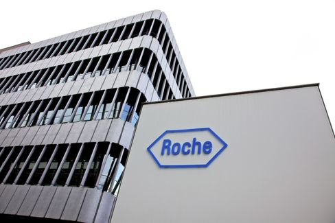 Roche Alzheimer's Push May Gain From Obama Brain-Mapping Plan