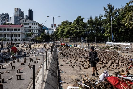 Hong Kong Campus Rocked by Protest Becomes 'Prison' a Year Later