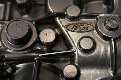 Emerson Sees Weaker Aussie Aiding Carmakers After Ford Closure