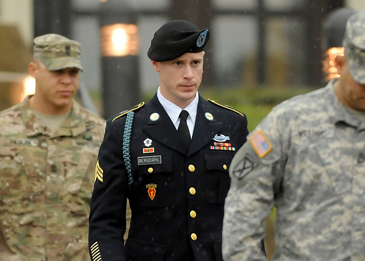 Bergdahl Chooses to Have Trial Heard By Judge And Not Jury
