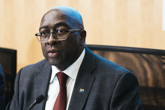 Eskom Is 'Threat' to South Africa Investment Strategy, Nene Says