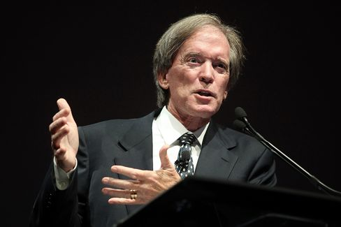 PIMCO Fund Manager Bill Gross