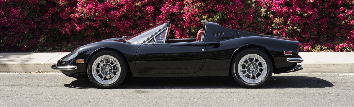 A Car Obsessive Who Spent $1 Million to Update an Infamous Ferrari
