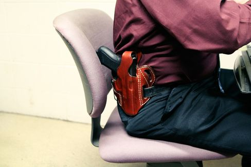 Why It's Getting Easier to Carry Guns in the U.S.A.