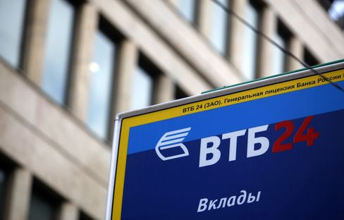 VTB Breaking From Sberbank as RTS Futures Rise