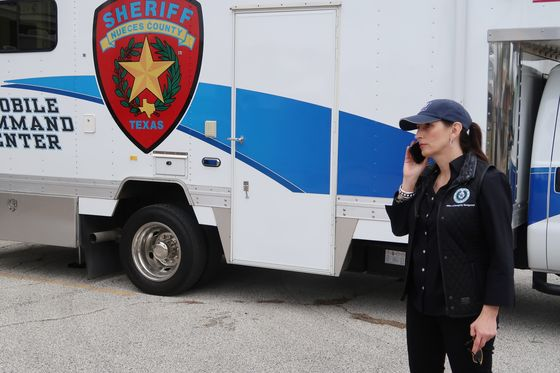 Texas Readies Morgue Trucks in Preparation for Virus Surge