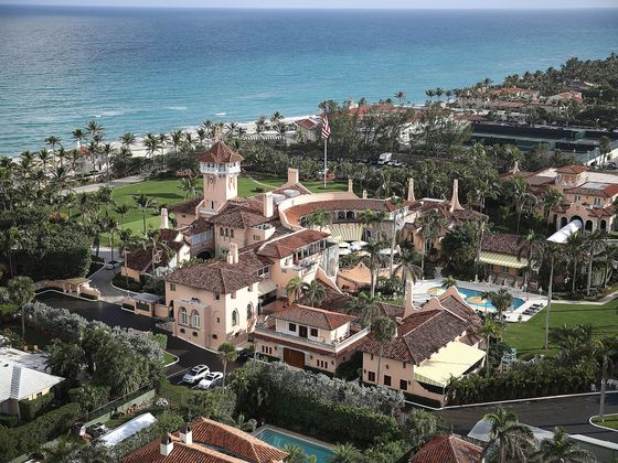 Trump's Earnings Fall as Revenue at Mar-a-Lago Sinks