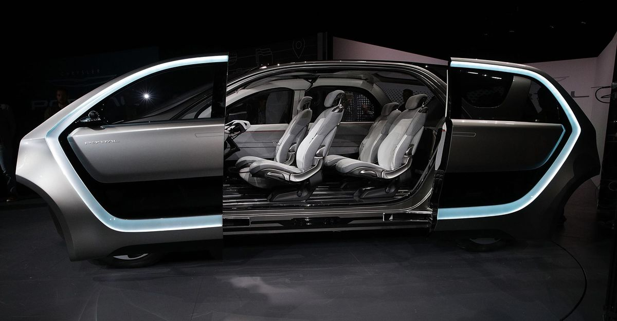 Fiat Chrysler's Marchionne: The Future of Cars Will Be ...