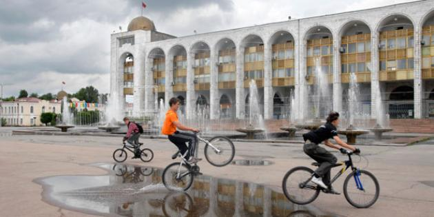No. 5 Cheapest City for Expensive Living: Bishkek, Kyrgyzstan