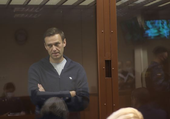 European Court Asks Russia to Release Navalny Immediately