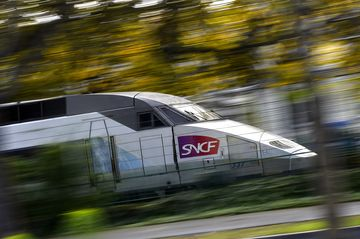 Watch Out, Airlines  High Speed Rail Now Rivals Flying on