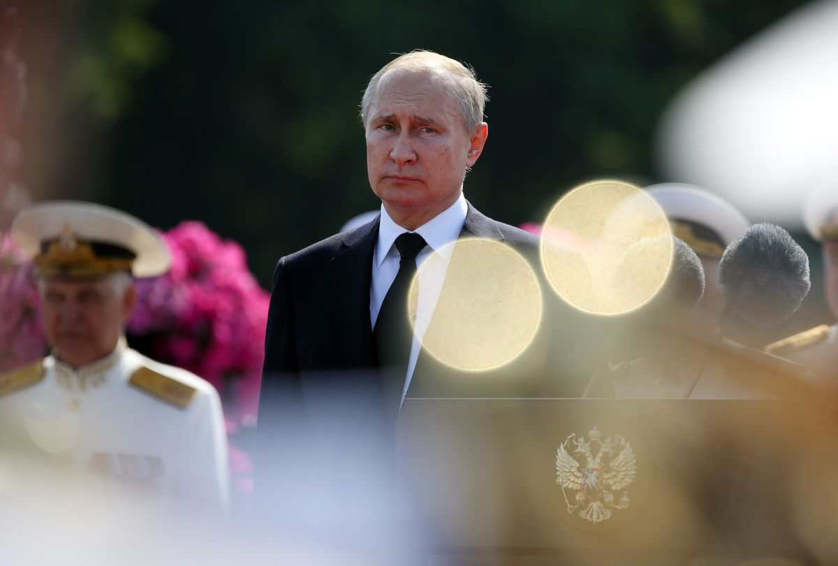 Putin Says Russian Nuclear Accident Poses No Risk
