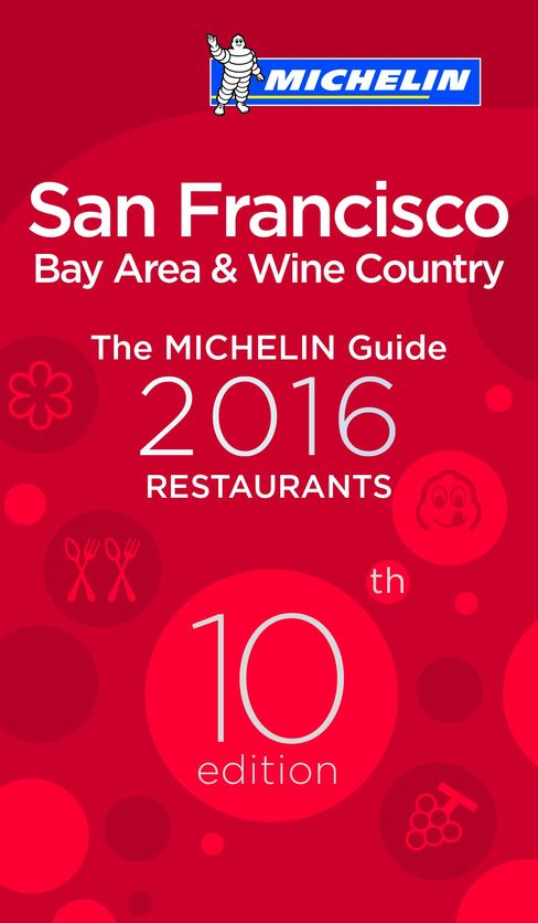Michelin will announce star awards for the Bay Area later this month.