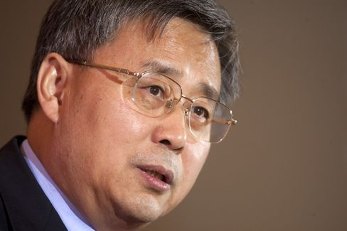 China Securities Regulatory Commission Chairman Guo Shuqing