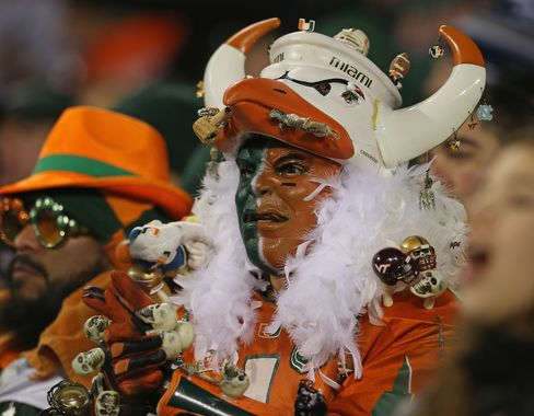 Miami Athletics Accused of Lack of Control by NCAA, ESPN Reports