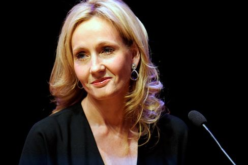 J.K. Rowling Goes Incognito as a Crime Novelist