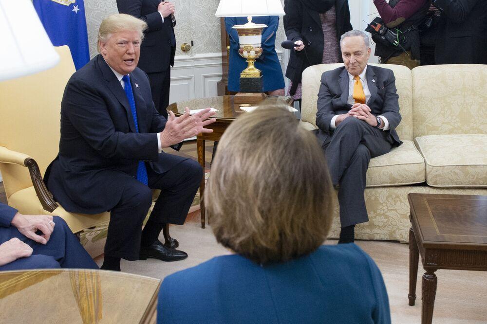 Trump's Shutdown Is Irrational
