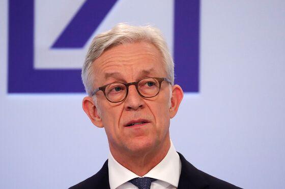 Deutsche Bank Contacted by Regulator Over Von Rohr's Role at DWS